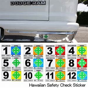 hawaii vehicle inspection vehicle ideas With kitchen cabinets lowes with state inspection sticker
