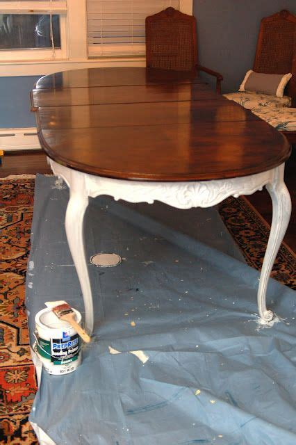 how to refinish a table top without stripping ooh nice solution for our new dining room set without