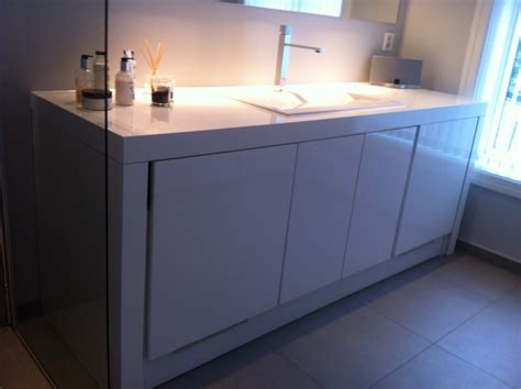 Ikea Bathroom Cabinets by All In One Multipurpose Bathroom Furniture Which Hides A