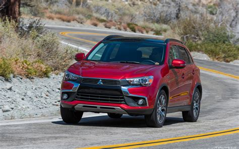 Mitsubishi Outlander Sport 4k Wallpapers by Cars Desktop Wallpapers Mitsubishi Outlander Sport Gt Us
