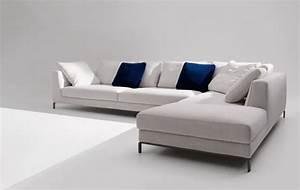 Bend Sofa B&B Italia Grande Papilio B&B Italia Charles B&B ...
