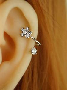 Cute Earrings For Cartilage | www.pixshark.com - Images ...