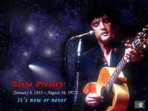 August 16, 1977) It's