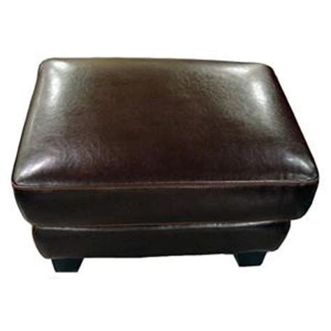 chateau d ax u681 leather cocktail ottoman bigfurniturewebsite ottoman