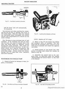 Massey Ferguson 302 Wiring Diagram