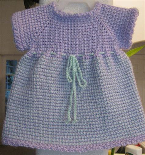 Crochet Baby Dresses Patterns