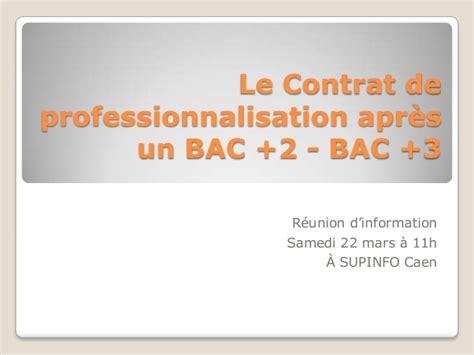 contrat de professionnalisation cuisine contrat de professionnalisation après un bac 2