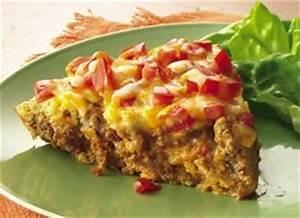 Impossibly Easy Taco Pie Recipe from Betty Crocker