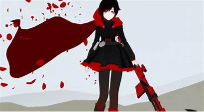 Rwby Ruby Rose Emblem Characters Character Fire