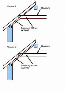 Aufbau Dämmung Dach : bau de forum dach 15754 aufbau dachd mmung und innenverkleidung ~ Whattoseeinmadrid.com Haus und Dekorationen
