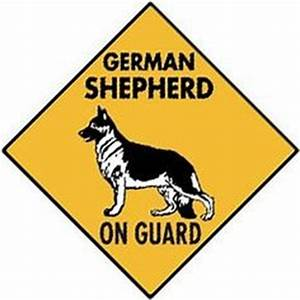 Details about Metal Guard Dog On Duty Sign Chihuahua ...