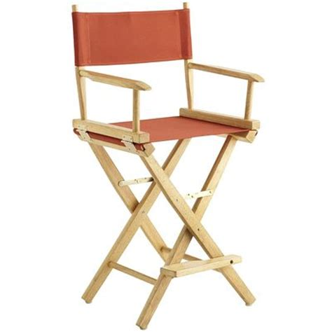 director s chair counter stool frame pier 1 imports