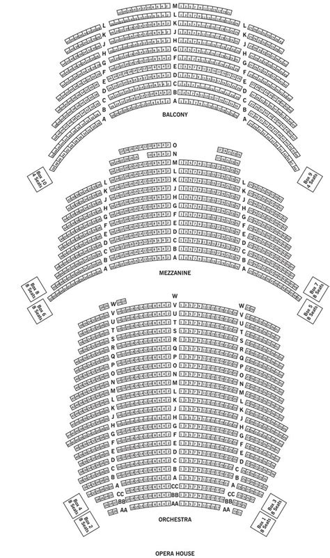 Academy of music philadelphia 2019 all you need to know. Brooklyn Academy of Music - Seating Chart | Seating plan, Academy of music, Seating charts