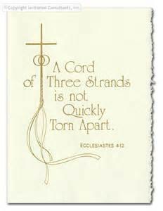 wedding quotes is patient ecclesiastes 4 12 scripture