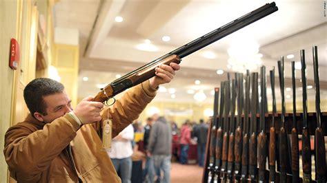 Gun Show Background Check Gun Background Checks Surged In Last 6 Weeks