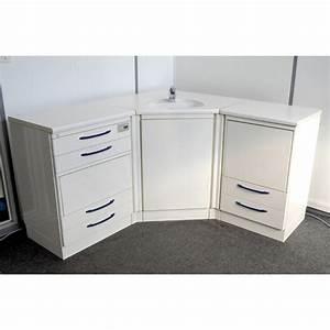 Meuble D Angle : meuble d 39 angle avec lavabo pour etablissement medicalise centre d 39 affaires m dical ~ Teatrodelosmanantiales.com Idées de Décoration