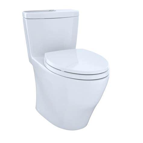 toto aquia  piece elongated  gpf dual flush