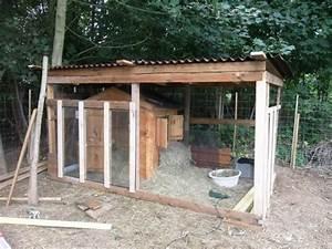 Cabane Pour Poule : nouvelle cabane au dessus de la petite cabane ~ Premium-room.com Idées de Décoration