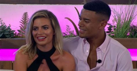 love islands megan  stop crying  viewers  massively distracted   boobs
