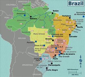 World Cup 2014: Guide to all 12 Host Cities in Brazil