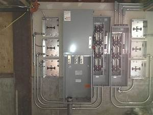 300 Amp Electrical Panel