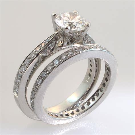 Engagement Ring Wedding Ring Set - Jewelry Ideas