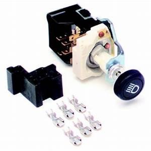 Painless Wiring 80152 Headlight Switch
