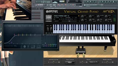 Virtual midi piano keyboard ubuntu studio