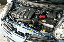 nissan hr engine wikipedia