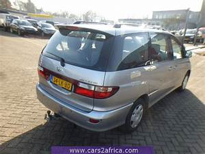 Toyota Previa Occasion : toyota previa 2 4 64305 occasion utilis en stock ~ Gottalentnigeria.com Avis de Voitures
