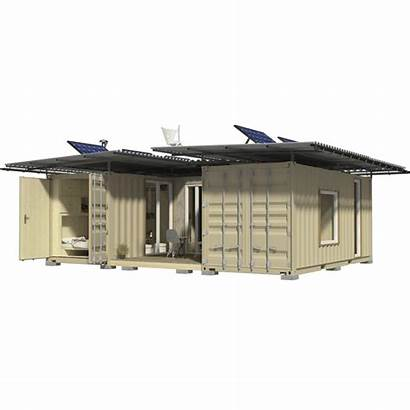 Container Plans Floor 20ft Containers Cabin Homes