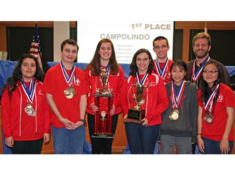 campolindo high school named  east county regional