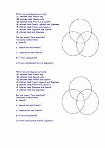 Venn Diagram Lesson And Supporting Worksheets By