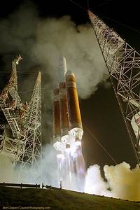 APOD: 2010 December 14 - Launch of a Delta IV Heavy