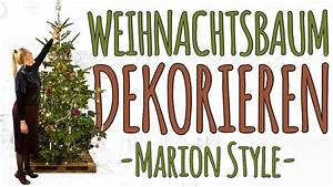 Weihnachtsbaum Schmücken Anleitung : weihnachtsbaum schm cken die beste tipps und tricks ~ Watch28wear.com Haus und Dekorationen