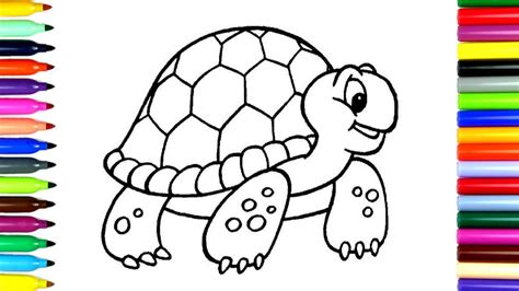 turtle coloring pages free for download1170 x