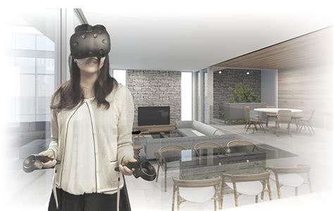freedom architects advances home designs  vr showrooms