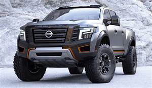 The New Nissan Titan Warrior Concept Is One Mean Pick Up