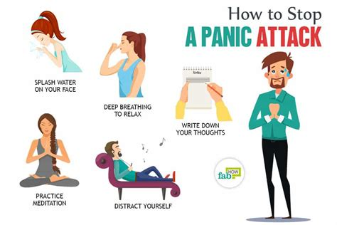 How To Stop A Panic Attack 10+ Proven Tips To Calm Your