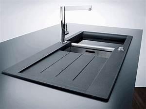 Evier Cuisine Encastrable : dr cuisines nos conseils les points d eau ~ Premium-room.com Idées de Décoration