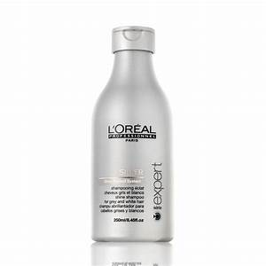 L39Oral Professionnel Srie Expert Silver Shampoo For Grey