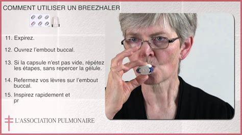 Comment Utiliser Un Breezhaler