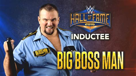 Big Boss Man Quotes
