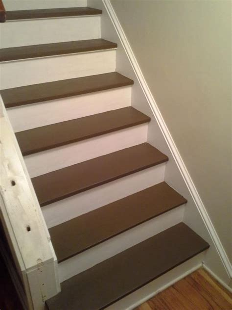WoodNet Forums: Paint or stain/dye Pine Stair Treads