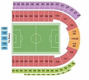 Hard Rock Stadium Seating Chart Nippert Stadium Tickets And Nippert Stadium Seating Charts