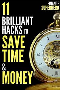 11 Genius Money and Time Saving Routines - Finance Superhero