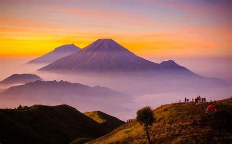 gunung terindah  indonesia   kamu kunjungi