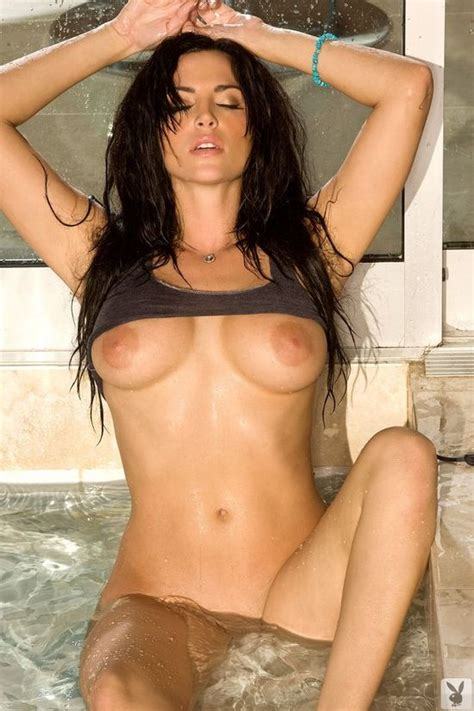 Crissy Henderson Playboy Busty Babes Nude Pictures