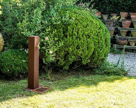 il giardino di corten fontana teti il giardino di corten