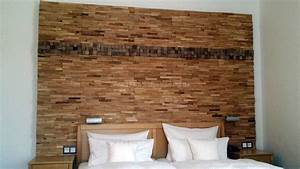 Moderne Holzverkleidungen Im Hotel Mit Der Holzpaneele